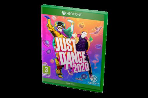 Диск с игрой Just Dance 2020 для xBox One