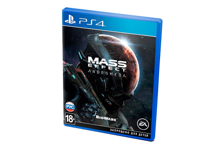 Mass Effect: Andromeda для PlayStation 4