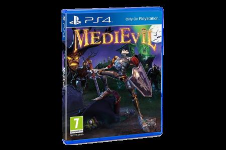 MediEvil для PlayStation 4
