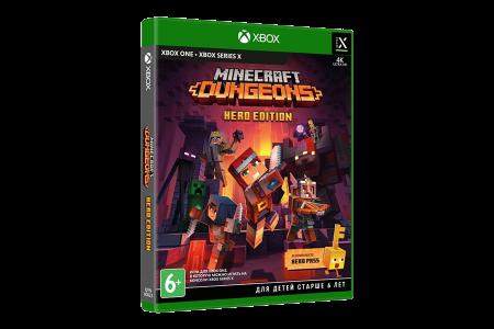 Minecraft Dungeons. Hero Edition для xBox One/xBox Series X