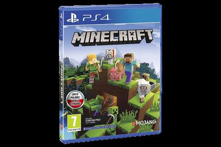 Minecraft для PlayStation 4