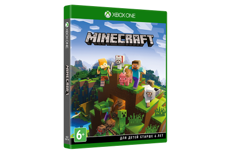 Minecraft для xBox One