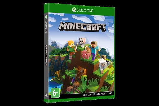 Картридж Б/У Minecraft для xBox One