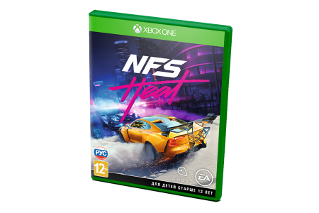 Need for Speed Heat для xBox One