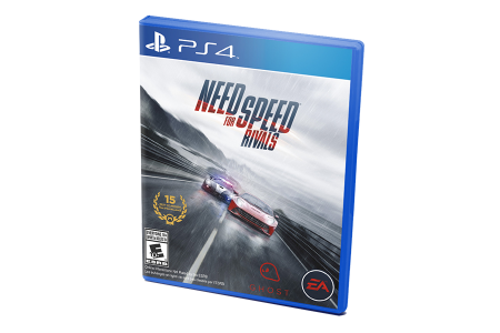 Need for Speed Rivals для PlayStation 4