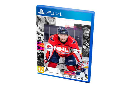 NHL 21 для PlayStation 4