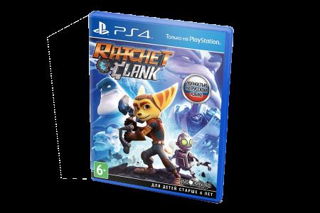 Ratchet & Clank для PlayStation 4