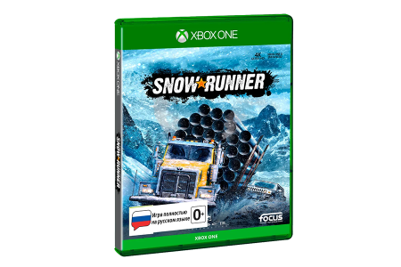 SnowRunner для xBox One