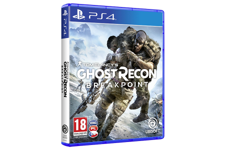 Tom Clancy's Ghost Recon Breakpoint для PlayStation 4