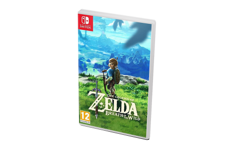 The Legend of Zelda: Breath of the Wild для Nintendo Switch