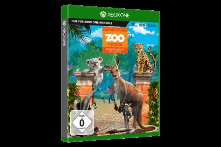 Zoo Tycoon для xBox One
