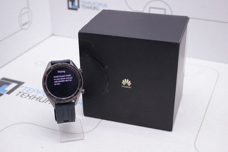 Смарт-часы Б/У Huawei Watch GT Active FTN-B19