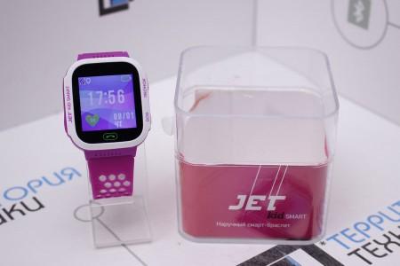 Смарт-часы Б/У JET Kid Smart Pink