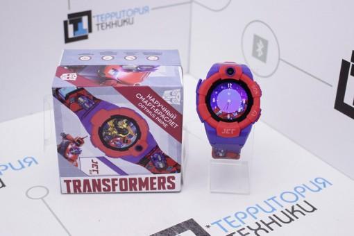 JET Kid Transformers Optimus Prime