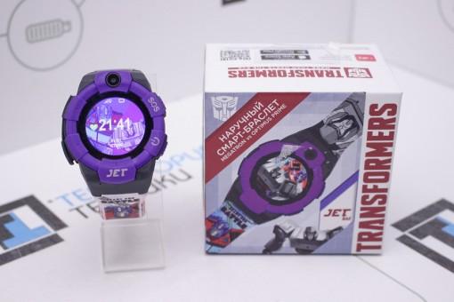 JET Kid Transformers Megatron vs Optimus Prime