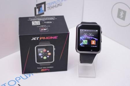 Смарт-часы Б/У JET Phone SP1 Black