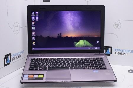 Ноутбук Б/У Lenovo IdeaPad Y570