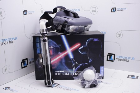 AR-шлем Lenovo Star Wars Jedi Challenges
