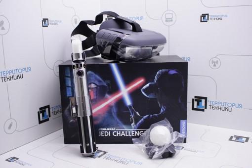 AR-шлем Lenovo Star Wars Jedi Challenges