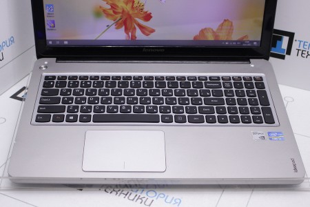 Ноутбук Б/У Lenovo IdeaPad U510