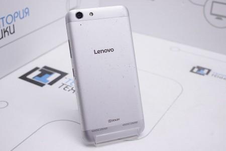 Смартфон Б/У Lenovo Vibe K5 Plus Platinum Silver