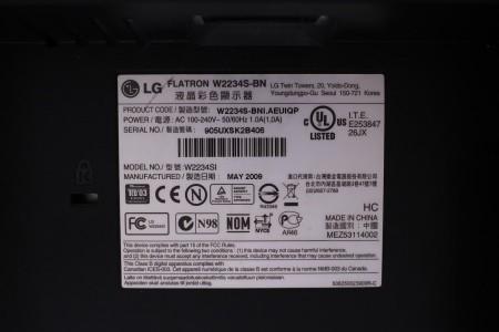 Монитор Б/У LG W2234S-BN