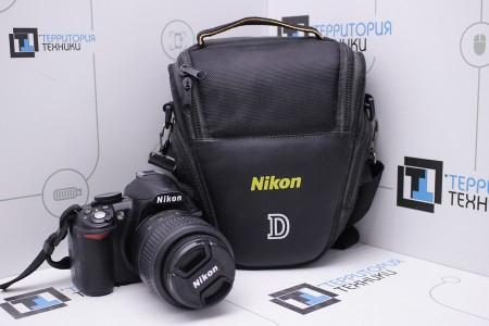 Фотоаппарат Б/У зеркальный Nikon D3100 Kit 18-55mm VR