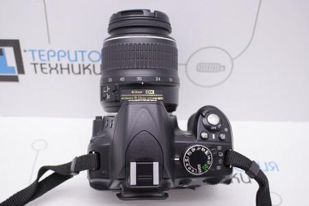 Фотоаппарат Б/У зеркальный Nikon D3100 Kit 18-55mm GII AF-S DX