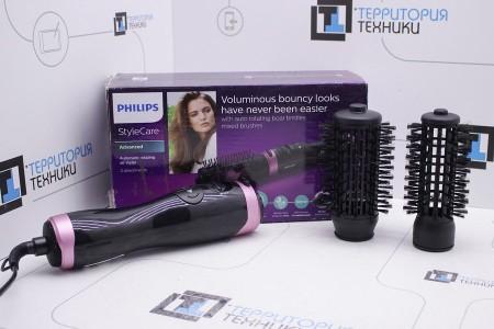Фен-щетка Б/У Philips HP8679/00