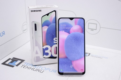 Samsung Galaxy A30s 3GB/32GB White