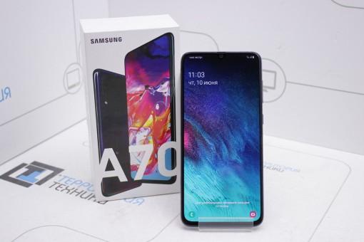 Samsung Galaxy A70 6GB/128GB Black