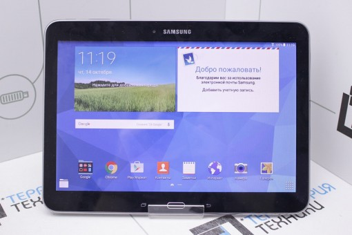 Samsung Galaxy Tab 4 10.1 16GB Black