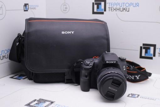 Sony Alpha SLT-A58K Kit 18-55mm II