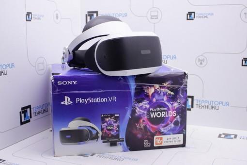 Sony PlayStation VR v2 (с камерой)