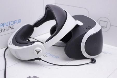 Очки виртуальной реальности Б/У Sony PlayStation VR v2 (с камерой)