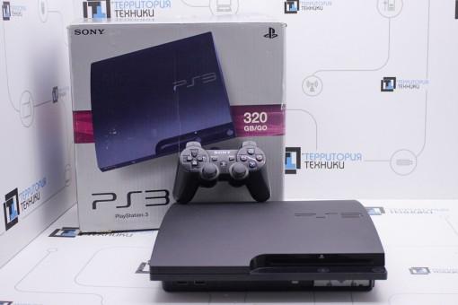 Sony PlayStation 3 Slim 500GB