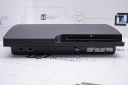 Приставка Б/У Sony PlayStation 3 Slim 500GB