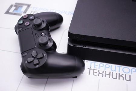 Приставка Б/У Sony PlayStation 4 Slim 1Tb