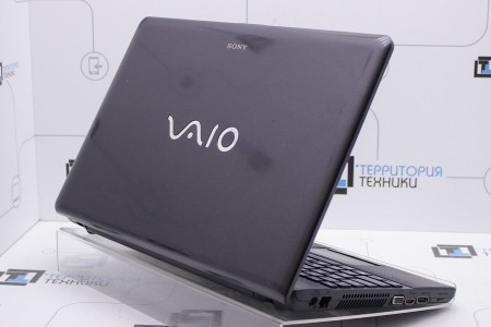 Ноутбук Б/У Sony VAIO VPC-EB3B4R