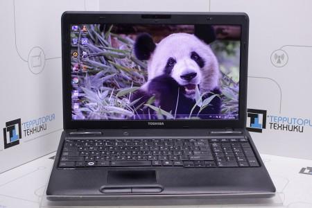 Ноутбук Б/У Toshiba Satellite C660