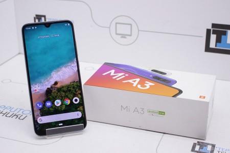 Смартфон Б/У Xiaomi Mi A3 4GB/64GB White