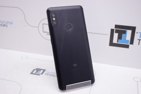 Смартфон Б/У Xiaomi Redmi Note 5 3GB/32GB Black