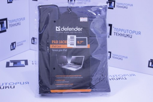 "Папка DEFENDER для iPad Pad Jacket 9.7"" Black"