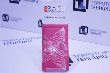 Чехол Golla Phone Pocket S G721 IDA Pink