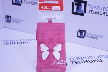 Чехол Golla Mobile Bag CRISP G1129 Pink
