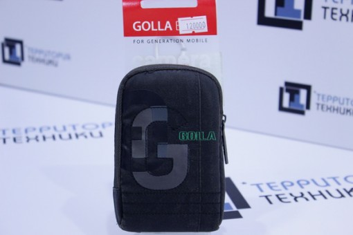 Чехол Golla Digi Bag Go G982 Black