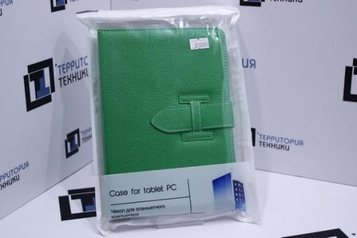 "Чехол-книга ACTIV для планшета Leather 7"" Green"