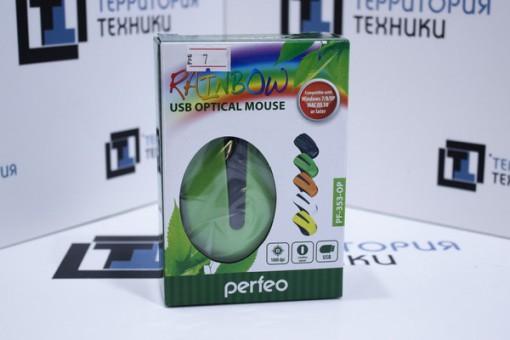 Мышь Perfeo PF-353-OP Green