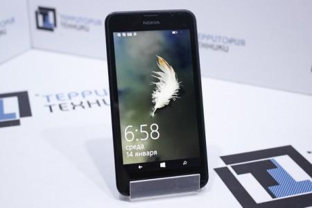 Смартфон Б/У Nokia Lumia 630