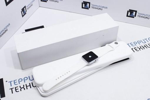 Apple Watch Sport 38mm Silver